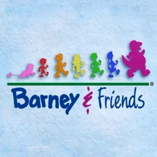 Barney And The Backyard Gang A Day At The Beach: Barney And Friends