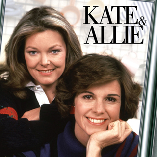 Image result for kate and allie 1988