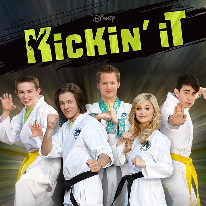 Kickin' It