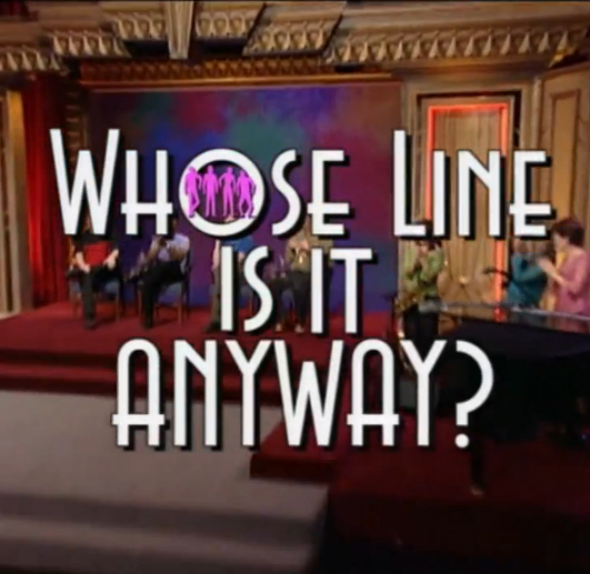 Whose Line Is It Anyway? - S1 E4 - Brad Sherwood - video ...