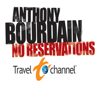 Anthony Bourdain: No Reservations