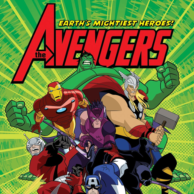 The Avengers: Earth's Mightiest Heroes
