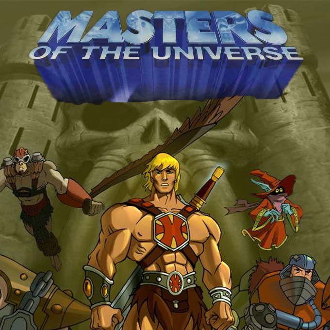 He-Man and the Masters of the Universe (2002)