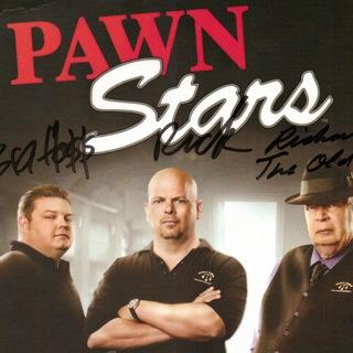 Pawn Star$